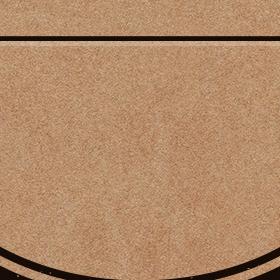 カクカクしたデラックスなビンテージ風ラベル素材のサムネイル画像