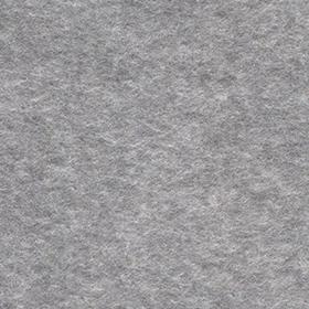 灰色のフェルト生地のような繊維のテクスチャ素材のサムネイル画像
