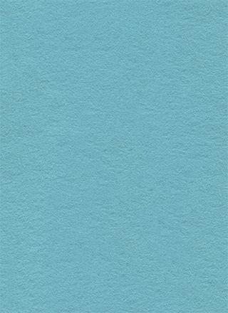 水色のざらざらした紙のテクスチャ素材