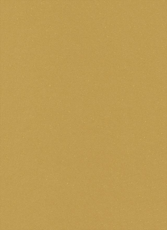 黄土色のつるっとしたテクスチャ素材