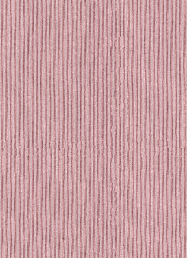 赤の縦縞の布テクスチャ素材