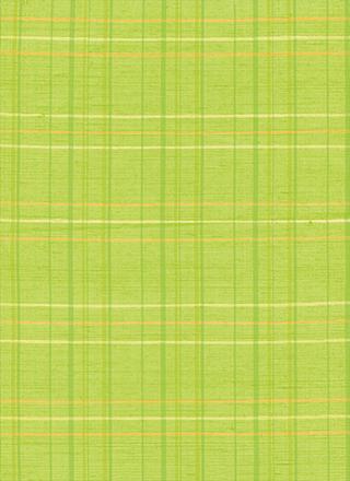 黄緑色の格子の布テクスチャ素材