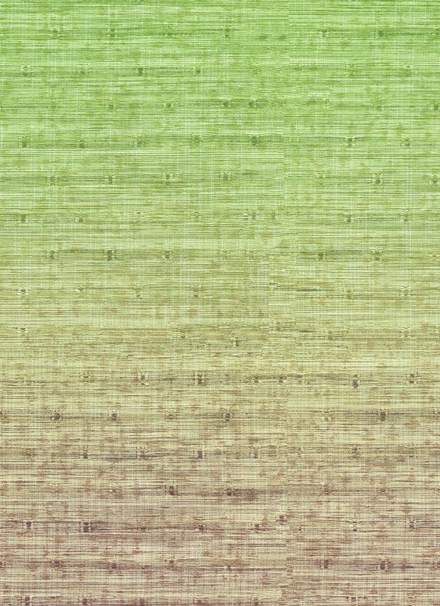 緑から茶色のちょっと変わった布のテクスチャ素材