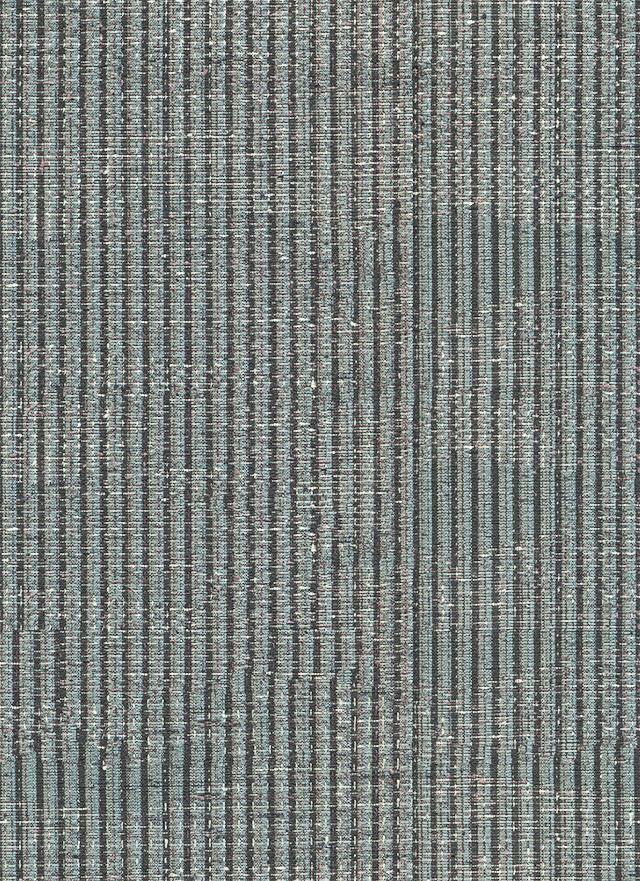 青い縦じまのラフな布のテクスチャ素材