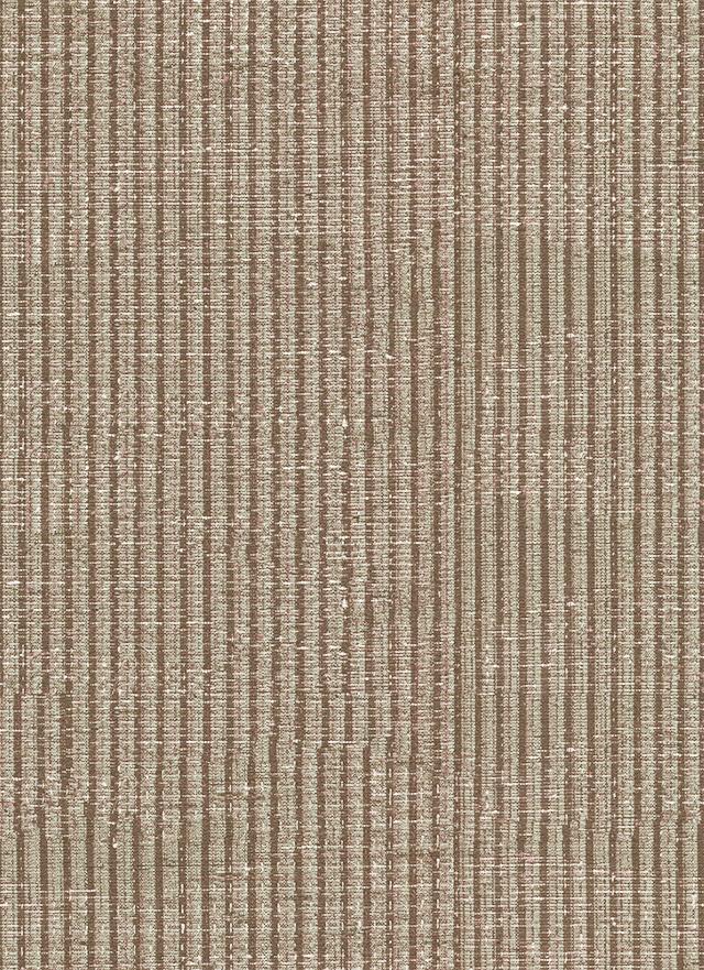茶色の縦じまのラフな布のテクスチャ素材
