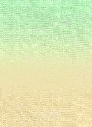 緑から黄色の柔らかいい色合いのグラデーション背景素材