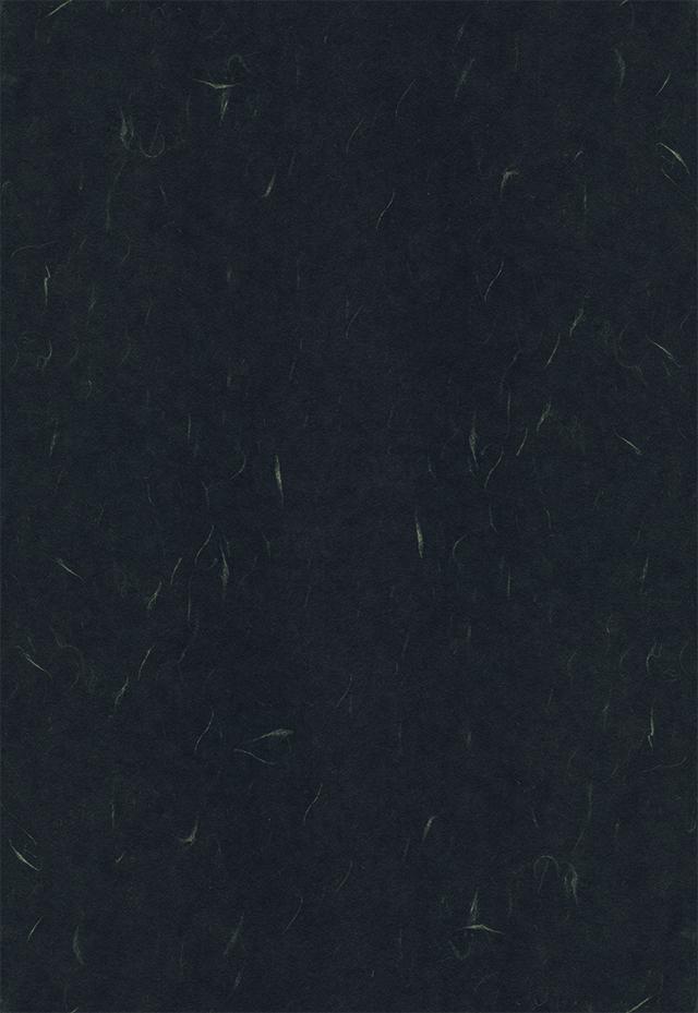 黒色の和紙の無料テクスチャ素材