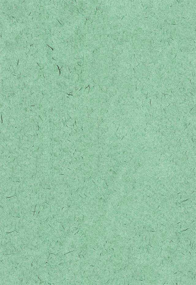 緑色の和紙風の無料背景素材