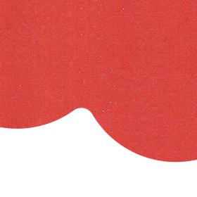 丸っこい吹き出しのペーパーテクスチャ素材 3のサムネイル画像