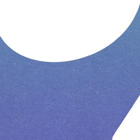 紙の質感のドクロマークのアイコン素材のサムネイル画像